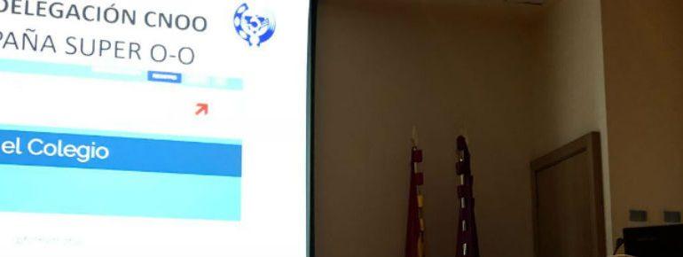 Jornadas en la Facultad de Óptica y Optometría en Madrid