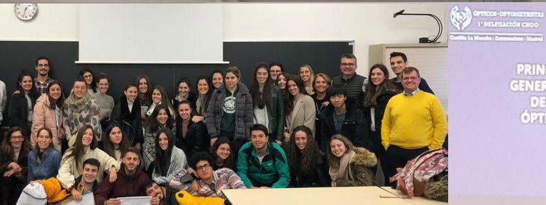 Sesiones Formativas para Alumnos Universitarios 2020