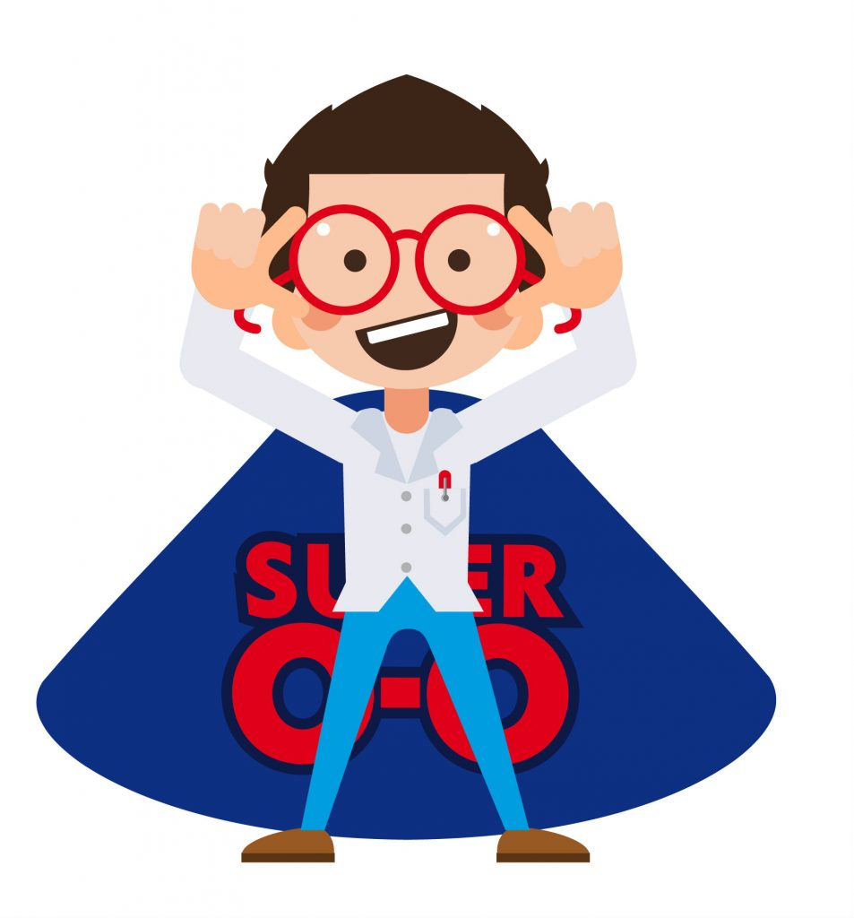 Super O - O