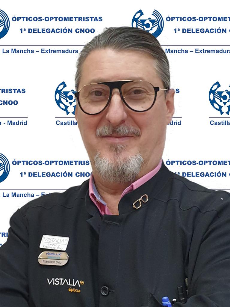 DELEGADO PROVINCIAL DE ALBACETE Don Francisco Díez Núñez