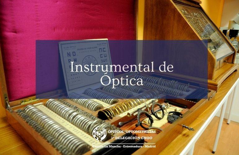 Instrumental de Óptica: Caja de Prueba
