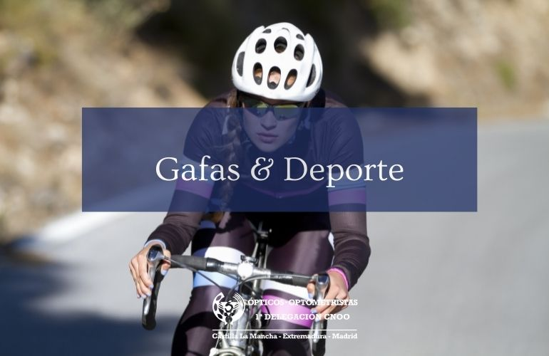 Gafas y Deporte en Verano