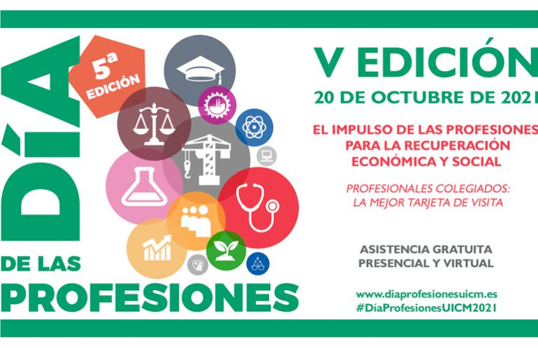 Se celebra la Quinta edición del Día de las Profesiones 2021